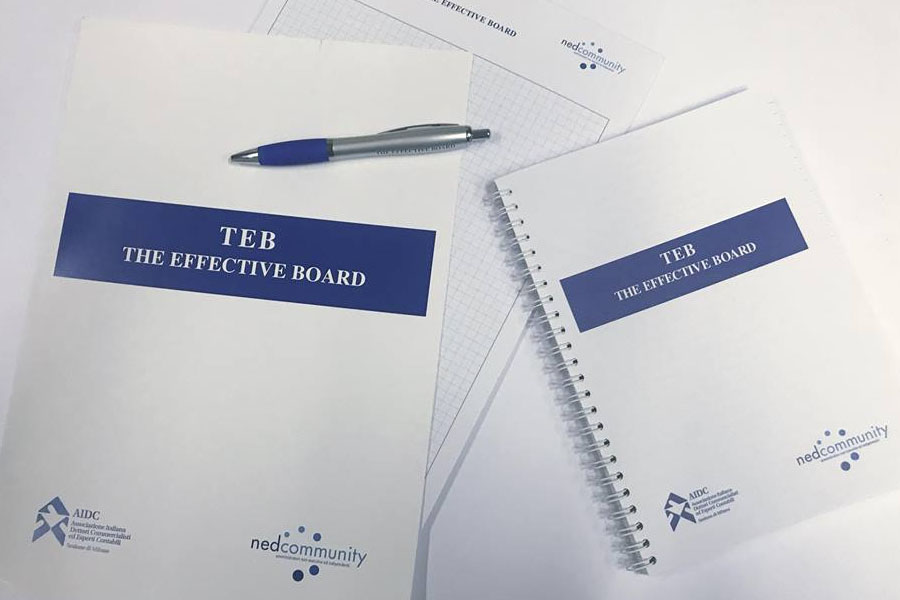 THE EFFECTIVE BOARD (TEB)