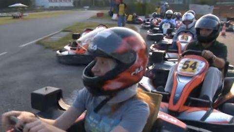 3° trofeo Kart - 2013